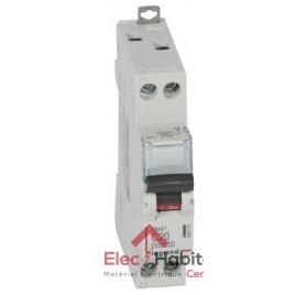Disjoncteur Ph+N 20A DNX3 à vis Legrand 406775