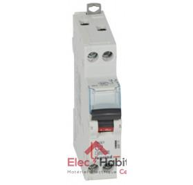 Disjoncteur Ph+N 2A DNX3 à vis Legrand 406771