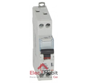 Disjoncteur Ph+N 32A DNX3 à vis Legrand 406777
