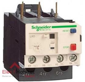 Relais de protection thermique moteur 2.5 à 4A Schneider LRD08