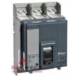 Disjoncteur compact NS1250N micrologic 2.0 1250A 3P3D Schneider 33478