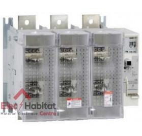Interrupteur/Sectionneur à fusibles 630A 3P Schneider GS2S3