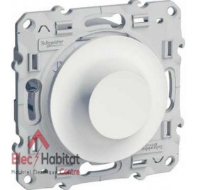Variateur pour transfo electronique 400W Schneider Odace blanc S520515
