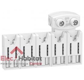 Répartiteur embrochable XE 5 modules avec connecteur Schneider R9EXHC05