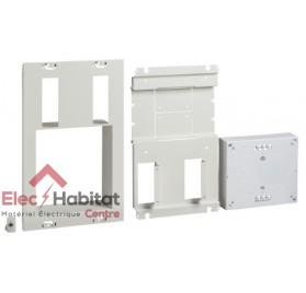Kit bloc de commande pour coffret Prisma Plus Pack 160 Schneider 03141