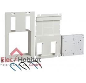 Kit panneau de controle pour coffret Prisma Plus Pack 160 Schneider 03140