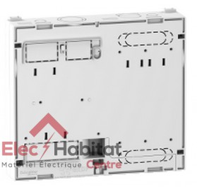 Bloc de commande Resi9, 13 modules ép.45mm Schneider R9H13206