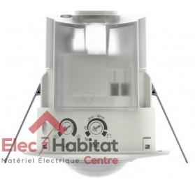 Détecteur de mouvement encastrable 360° LUXA103-100CDE WH Theben 1030016
