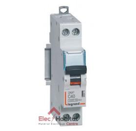 Disjoncteur Ph+N 40A DNX3 à vis Legrand 406873