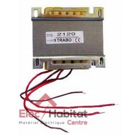 Transformateur pour carte électronique type ZN1 CAME 119RIR101