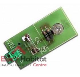 Carte électronique de remplacement pour photocellule DIR module TX CAME 119RIR136