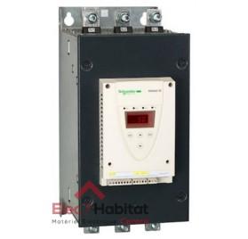 Démarreur progressif électronique 210A Altistart ATS22 400v triphasé Schneider ATS22C21Q