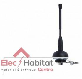 Antenne GSM déporté pour centrale d'alarme avec 10m de câble Came SANT10