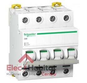 Interrupteur sectionneur ISW 4P 40A Schneider A9S65440