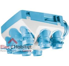 Caisson ventilation mécanique hygrostat OZEO ST 2HYGRO A/B Unelvent 604700