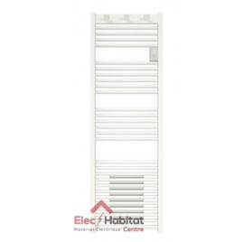 Radiateur sèche serviette DORIS DIGITAL blanc 750w Atlantic 850258