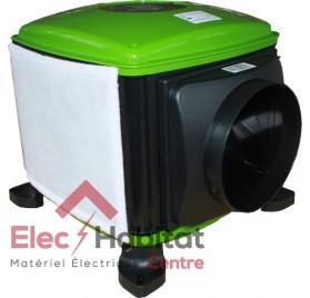 Ventilation centralisée par insufflation PULSIVE VENTIL S&P France 600492