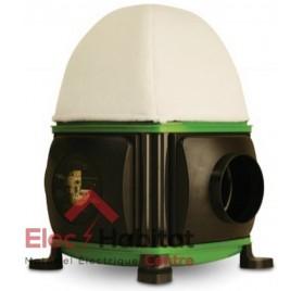 Ventilation centralisée par insufflation PULSIVE VENTIL ROOF 1S S&P France 600498