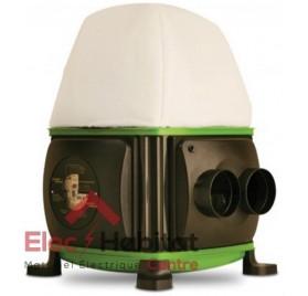 Ventilation centralisée par insufflation PULSIVE VENTIL ROOF 2S S&P France 600499