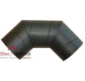 Coude 90° rigide polyéthylène isolée CDR ISO 160/90 S&P France 810136