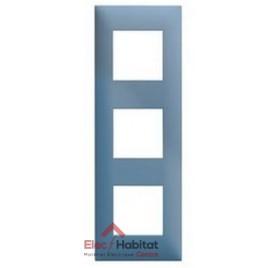 Plaque triple horizontale/verticale Pétrole Arnould Espace Evolution 64483