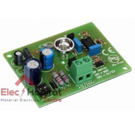 Carte électronique de remplacement photocellule DOC-E Module TX CAME 119RIR018