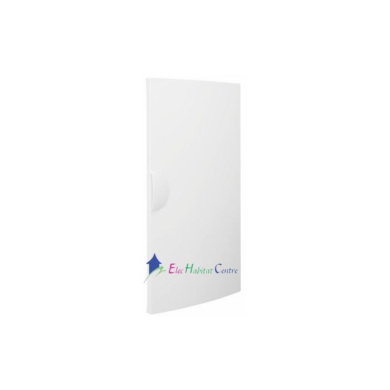 Porte blanche coffret lectrique 3 rang es 13 modules de - Blanche porte adresse relais ...