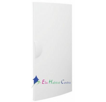 Porte blanche coffret lectrique 3 rang es 18 modules de - Blanche porte adresse relais ...